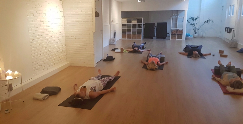 yoga hilversum boomberglaan